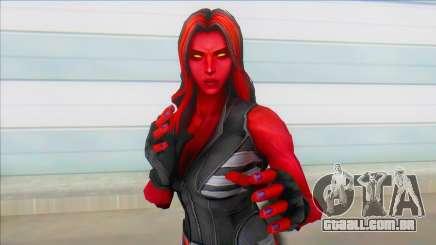 Red She-Hulk para GTA San Andreas