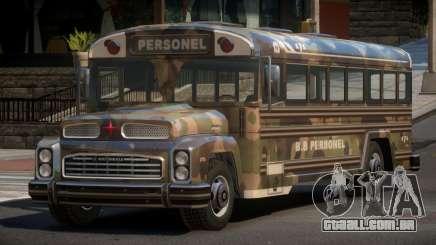 School Bus from FlatOut 2 PJ para GTA 4
