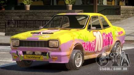 Desert Car from Trackmania PJ5 para GTA 4
