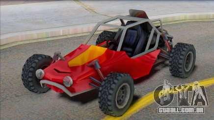 BF Desert Ravanger (PUBG Buggy SA Style) para GTA San Andreas