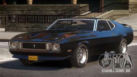 1975 Ford Mustang para GTA 4