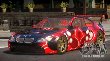 2009 BMW M3 GT2 L3 para GTA 4