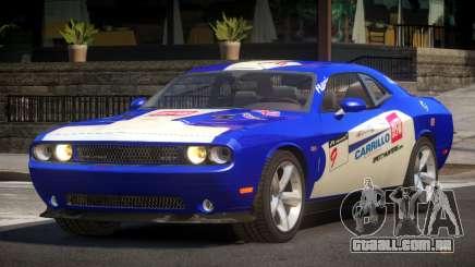 Dodge Challenger R-Tuned L2 para GTA 4