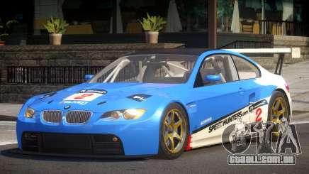 2009 BMW M3 GT2 L2 para GTA 4