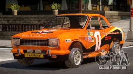 Desert Car from Trackmania PJ2 para GTA 4