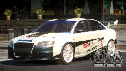 Audi RS4 B7 L1 para GTA 4