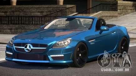 Mercedes Benz SLK55 V1.3 para GTA 4