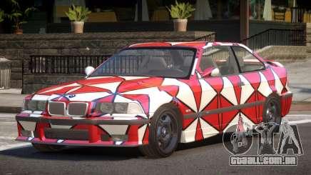 1992 BMW M3 E36 L2 para GTA 4