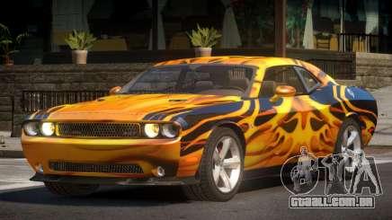 Dodge Challenger R-Tuned L5 para GTA 4