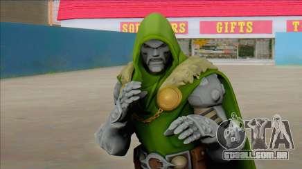 Dr Doom From Fortnite para GTA San Andreas