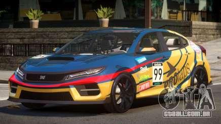 Dinka Sugoi L9 para GTA 4