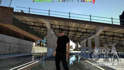 Cabines de Pele de Narco Cucho para GTA San Andreas
