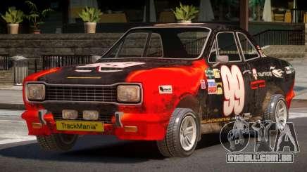 Desert Car from Trackmania PJ6 para GTA 4