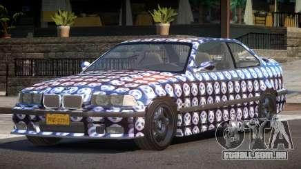 1992 BMW M3 E36 L5 para GTA 4