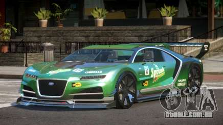 Truffade Nero Custom L7 para GTA 4
