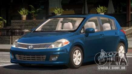 Nissan Versa HK para GTA 4