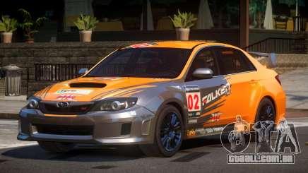 Subaru Impreza D-Tuned L5 para GTA 4