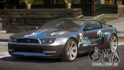 Canyon Car from Trackmania 2 PJ12 para GTA 4