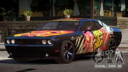 Dodge Challenger Drift L6 para GTA 4