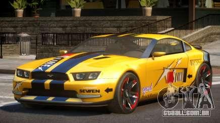 Canyon Car from Trackmania 2 PJ1 para GTA 4