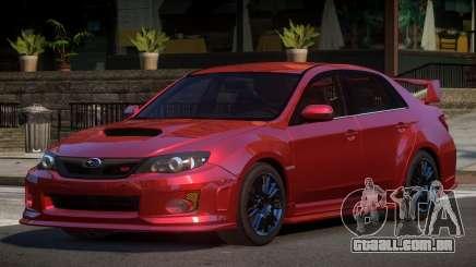 Subaru Impreza D-Tuned para GTA 4