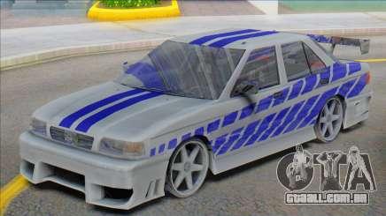 Nissan Tsuru Tuneado para GTA San Andreas