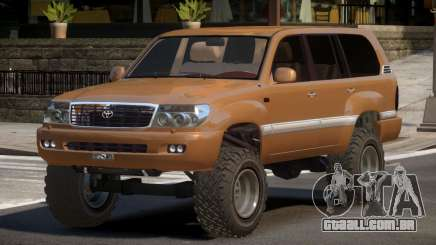 Toyota Land Cruiser 100 BS para GTA 4