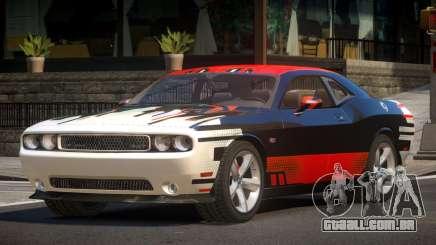 Dodge Challenger R-Tuned L1 para GTA 4