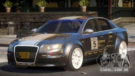 Audi RS4 B7 L9 para GTA 4