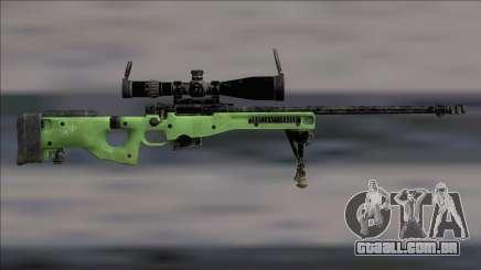 L96 Sniper Rifle V2 para GTA San Andreas
