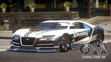 Truffade Nero Custom L4 para GTA 4