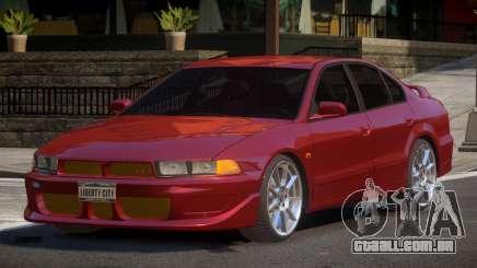 1997 Mitsubishi Galant para GTA 4