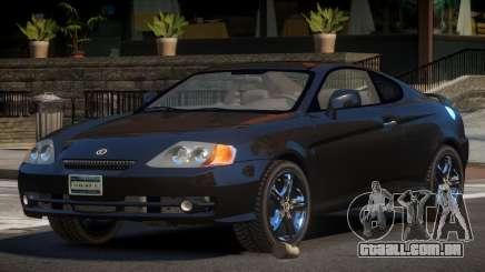 Hyundai Tuscani GT para GTA 4