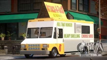 Brute Taco Van para GTA 4