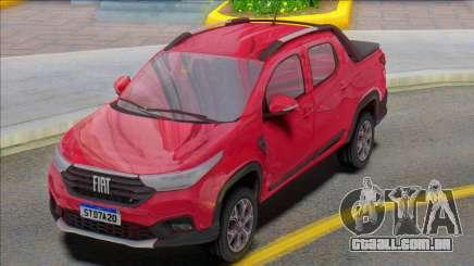 Fiat Strada Volcano 2020 para GTA San Andreas