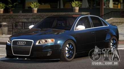 Audi RS4 Str para GTA 4