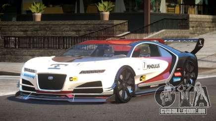 Truffade Nero Custom L3 para GTA 4