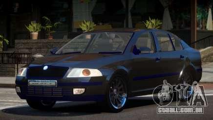 Skoda Octavia TR para GTA 4