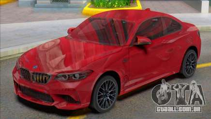 BMW M2 Coupe NEW para GTA San Andreas