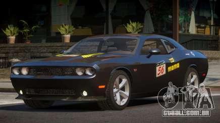 Dodge Challenger R-Tuned L4 para GTA 4