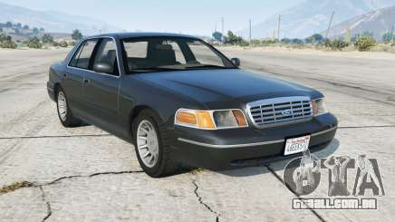 Ford Crown Victoria 1999 para GTA 5