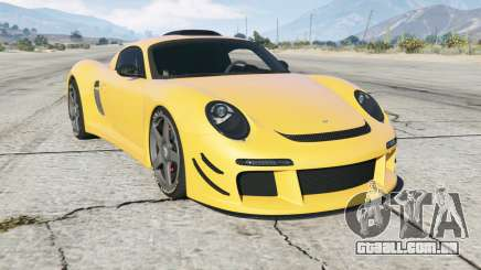 Ruf CTR3 add-on para GTA 5