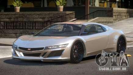 Dinka Jester Racecar para GTA 4