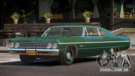 Plymouth Fury V1.1 para GTA 4