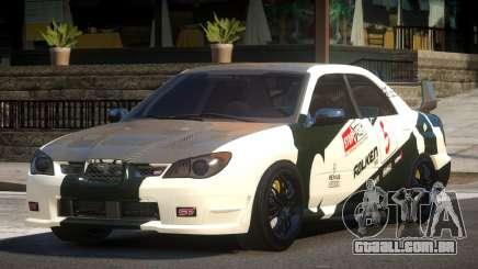 Subaru Impreza STI GS L8 para GTA 4