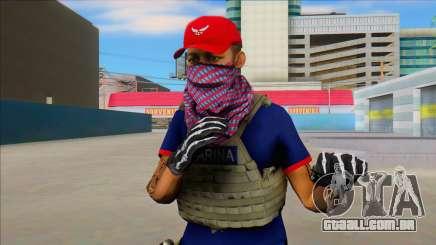 Sicario Civil para GTA San Andreas