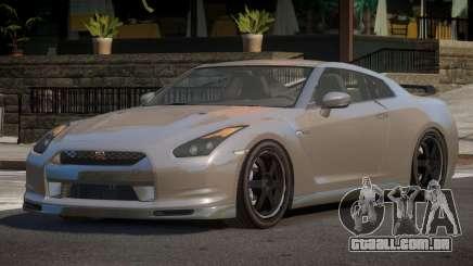 Nissan GT-R S-Tuned para GTA 4