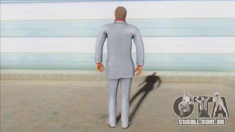 Yakzua (Fake Kiryu) para GTA San Andreas