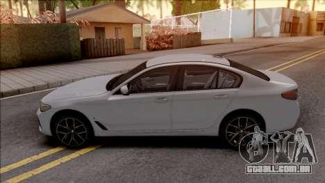 BMW 530d X-Drive 2020 para GTA San Andreas