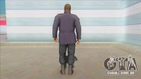 Yakzua (Terada) para GTA San Andreas